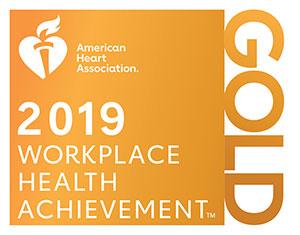 2019 American Heart Association Workplace Health Achievement Award