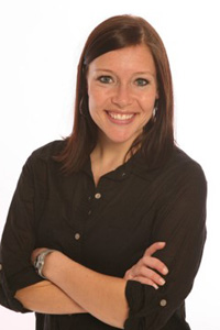 Amber Benda, MA Wellness Coordinator