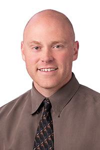 Nick Cox, MA - Wellness Coordinator
